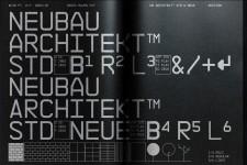 Neubau / Product Categories / Typeface
